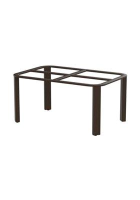 patio coffee table base aluminum