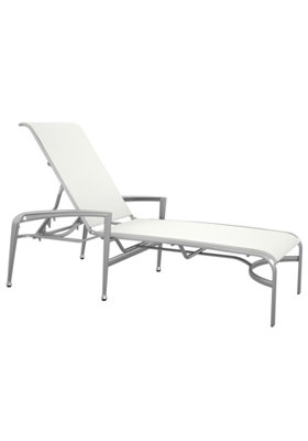 sling chaise lounge outdoor