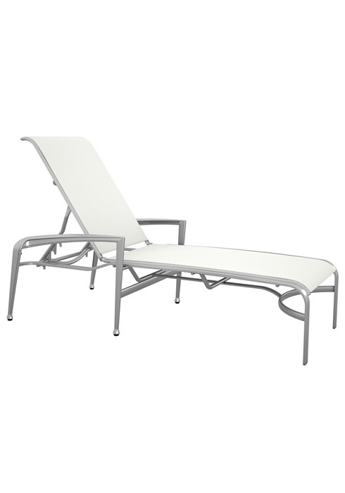 Veer Sling Chaise Lounge Replacement Parts Tropitone