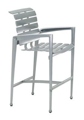 cast patio bar stool