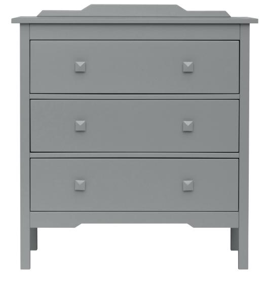 Bay 3 Drawer Dresser