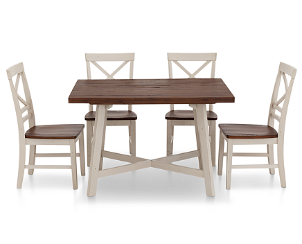 Amelia 5 Pc. Dining Room Set - Furniture Row
