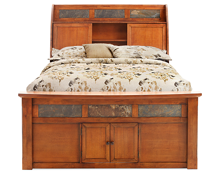 Aspen Storage Bed - Furniture Row