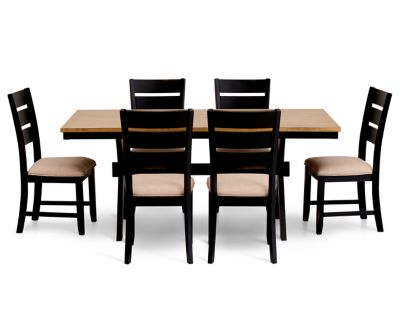 ... Braydon 7 Pc. Dining Room Set. Full Screen Rollover To Zoom