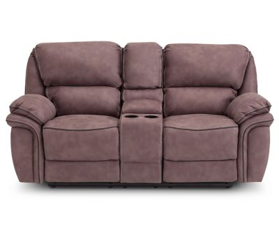 ... Reclining Loveseat. Full Screen Rollover to Zoom  sc 1 st  Furniture Row & Carver Reclining Loveseat - Furniture Row islam-shia.org