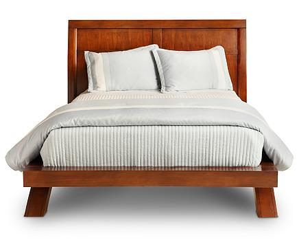 Grant Park Platform Bed - Furniture Row