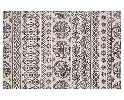 Magnolia home lotus mink rug full screen rollover to zoom