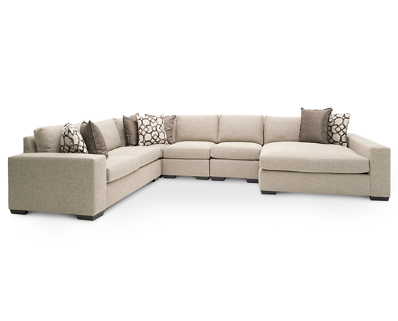 Orlando 5 Pc. Sectional - Furniture Row