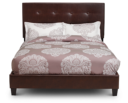 Santa Monica Upholstered Bed - Furniture Row