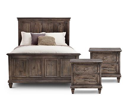 Sedona Panel Bedroom Set - Furniture Row