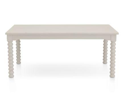 Magnolia Home Spool Leg Dining Table Furniture Row