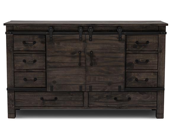Utah Dresser Furniture Row