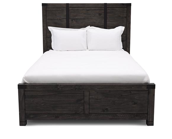 Utah Panel Bed Furniture Row