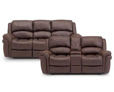 winfield reclining sofa set furniture row rh furniturerow com