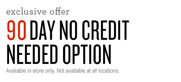 High Quality Exclusive AccepptanceNow Offer   Take 120 Days To Pay + No Credit Needed!