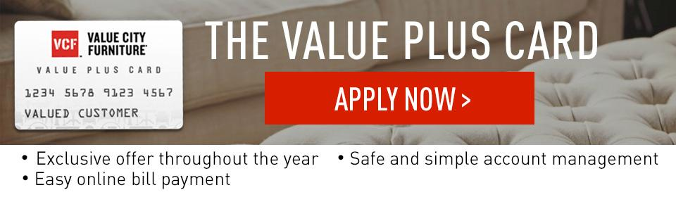 Special Financing Options and Plans Value City Furniture