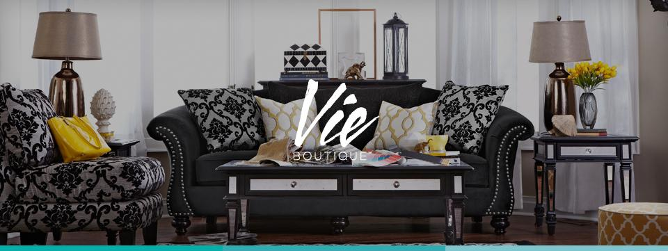 Charming Through Timeless Styles, Ranging From Classic To Contemporary, Vie Boutique  Speaks The Language Of Life In Every Unique Design.