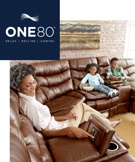 One80 Living Rooms | Value City Furniture and Mattresses