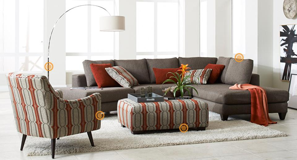 Kroehler Living Rooms Value City Furniture and Mattresses