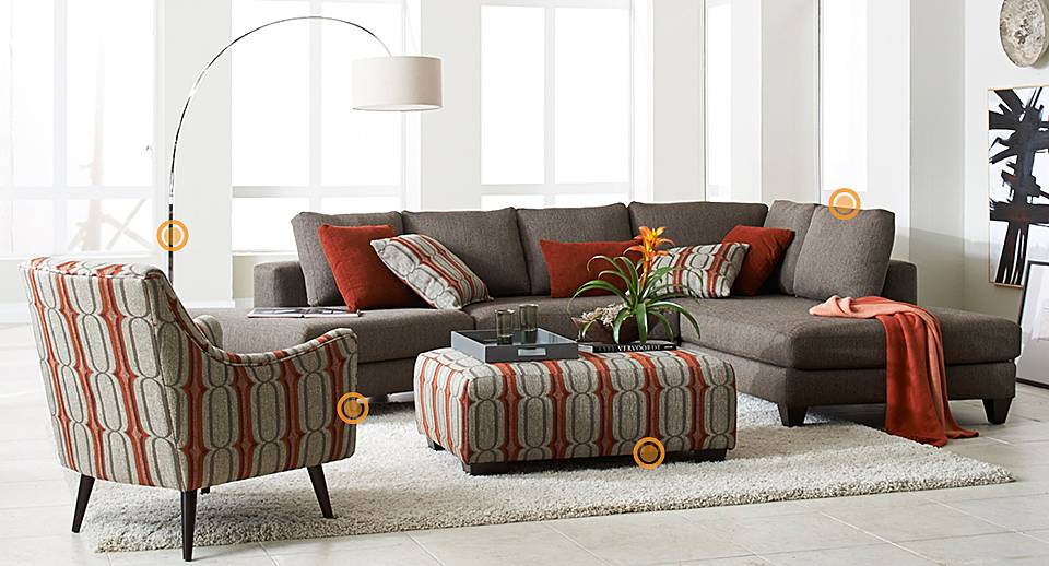 Explore the Elan Living Room Collection by Kroehler