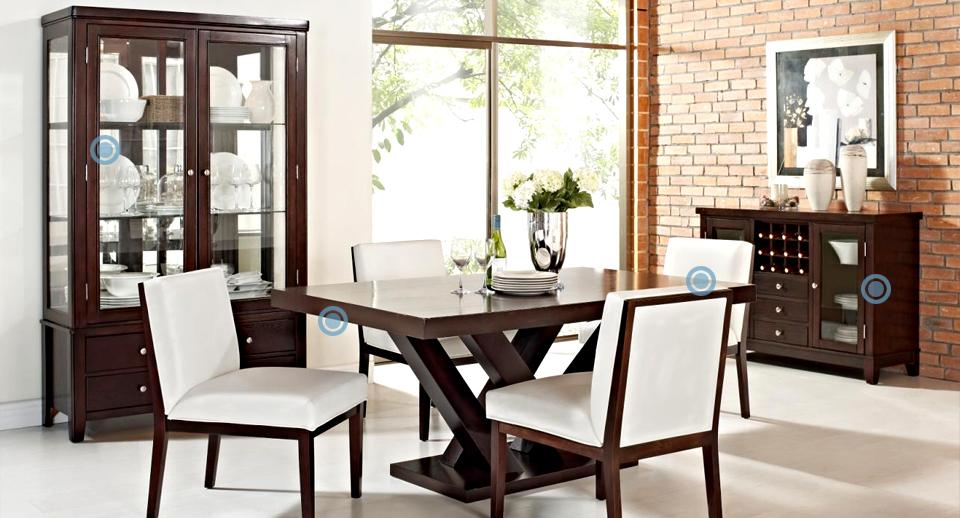 ... Dining Room Furniture By Steve Silver. One80 Furniture