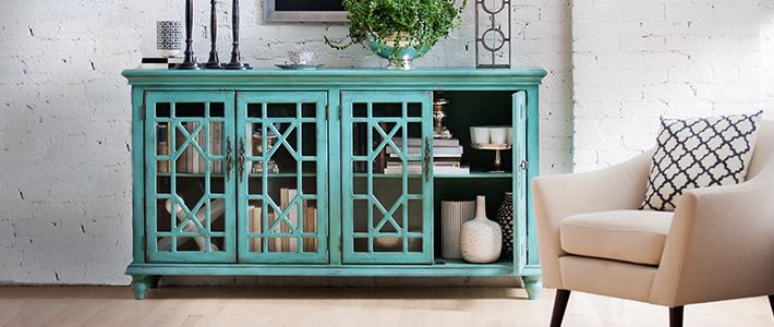 living room cabinets and storage from Value City Furniture & Living Room Storage Cabinets | Value City Furniture and Mattresses