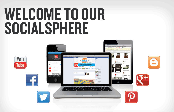 Welcome to our social sphere