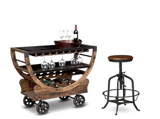 shop bars and stools