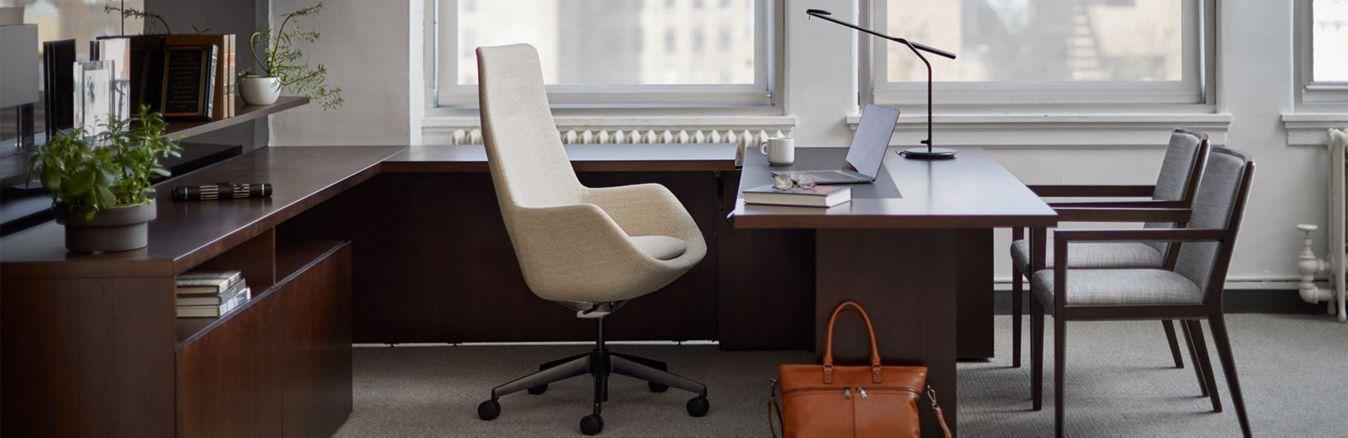Allsteel Furniture Designed To Make Offices More Efficient