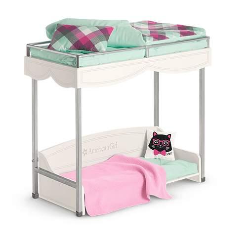 Bunk Bed & Bedding