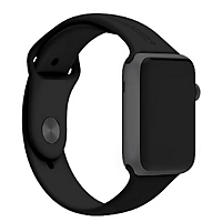 Series 1 - 42mm Space Gray Aluminum Case with Black Sport Ban