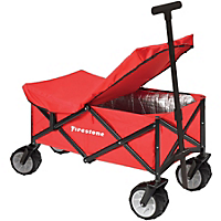Foldable Wagon Cooler