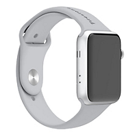 Series 3 - Apple Watch GPS, 42mm Silver Case w/white Sport Band