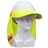 Hi Viz Hard Hat Shade