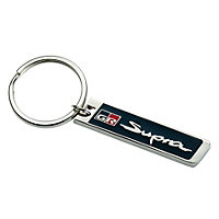 Polished Split Key Ring