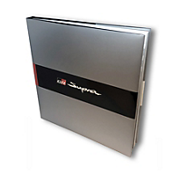 GR Supra Coffee Table Book