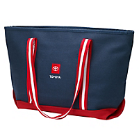 Toyota Olympic Canvas Admiral Tote