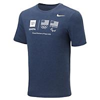 Olympic Nike Tri-Blend Tee