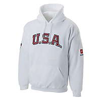 Olympic Unisex Hooded Sweatshirt