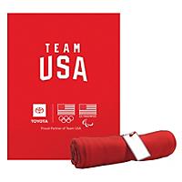 TEAM USA Sweatshirt Throw