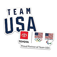 Dual Pack Olympic Decal