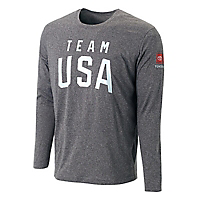 TEAM USA Unisex Active Tee