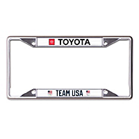 Team USA License Plate Frame