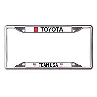 Team USA License Plate Frame