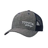 Toyota Racing Blue Steel Cap
