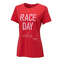 Ladies Race Day Vibes Tee