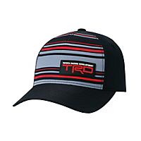 TRD Bold Stripe Cap