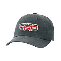 TRD Distressed Patch Cap