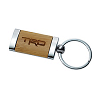 Bamboo Key Ring