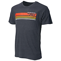 Retro Stripes Tee